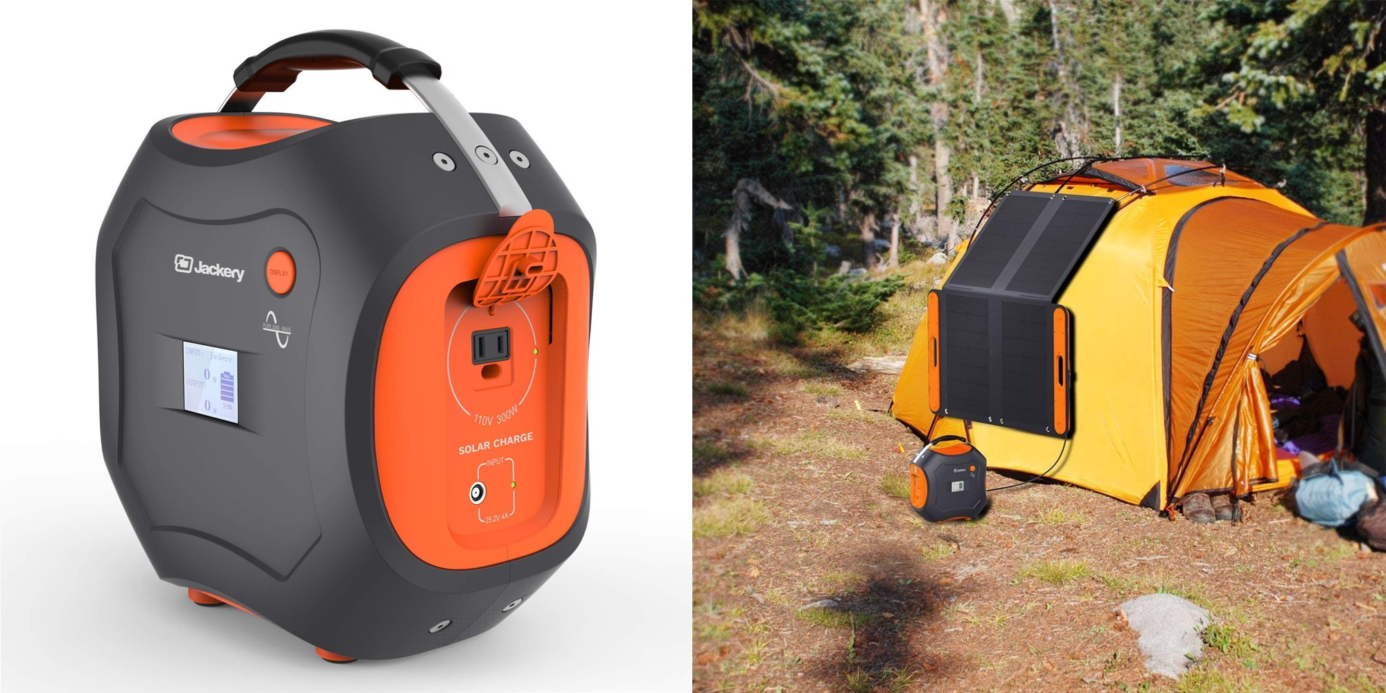 Jackery's 500Wh Portable Generator returns to a low of $400 shipped (Reg. $579)