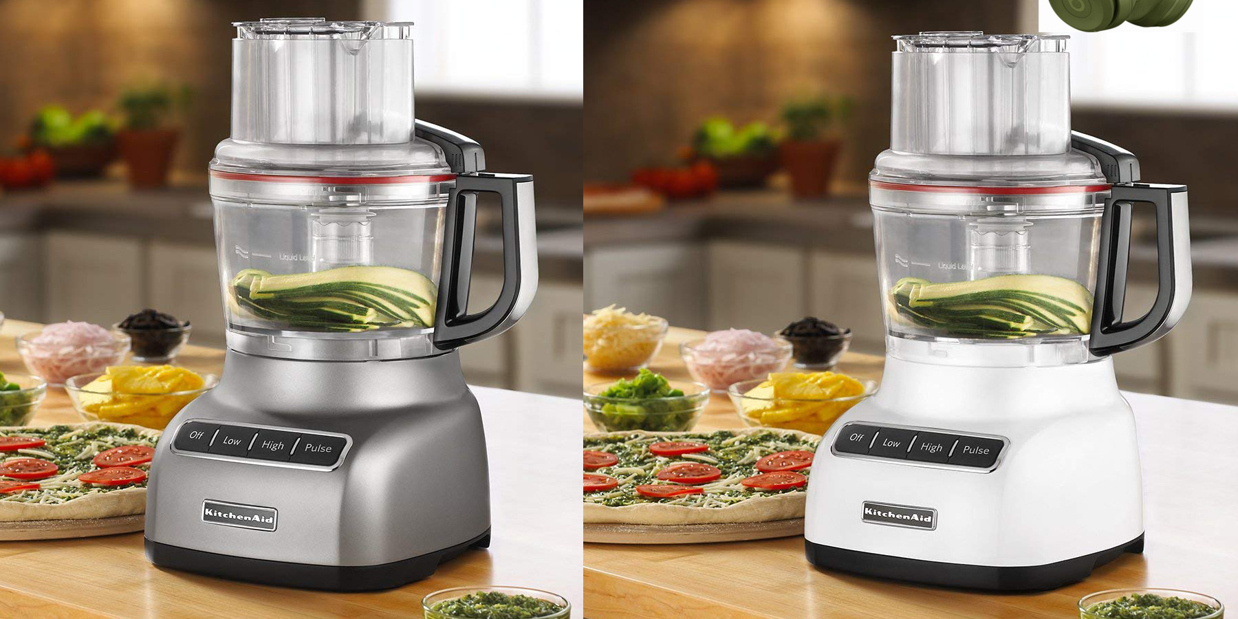 Let The Kitchenaid 9 Cup Food Processor Do The Work This Holiday