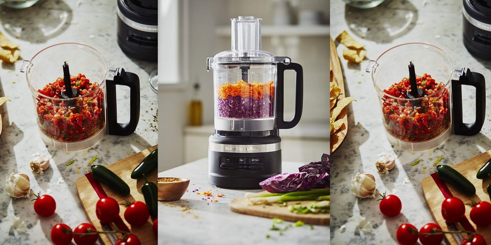 Kitchenaid S 9 Cup Food Processor Is Down To 126 For Today Only Reg Up To 240 9to5toys