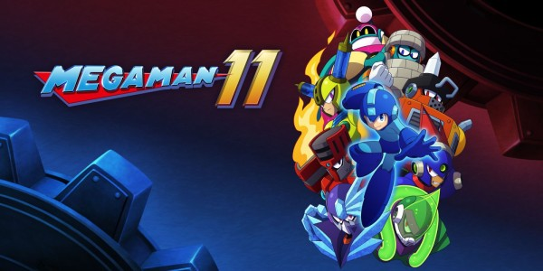 Nintendo New Years eShop deals - Mega Man 11