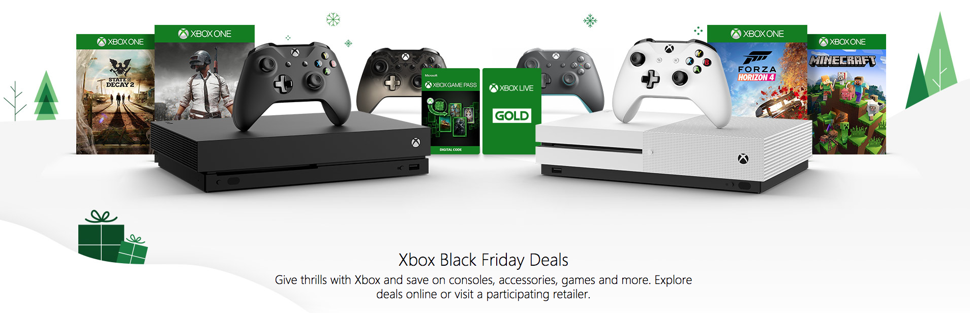 Xbox Live Gold Black Friday Game Sale starts now! Up to 67