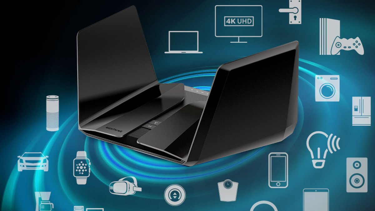 NETGEAR Nighthawk AX8 Wi-Fi 6 router