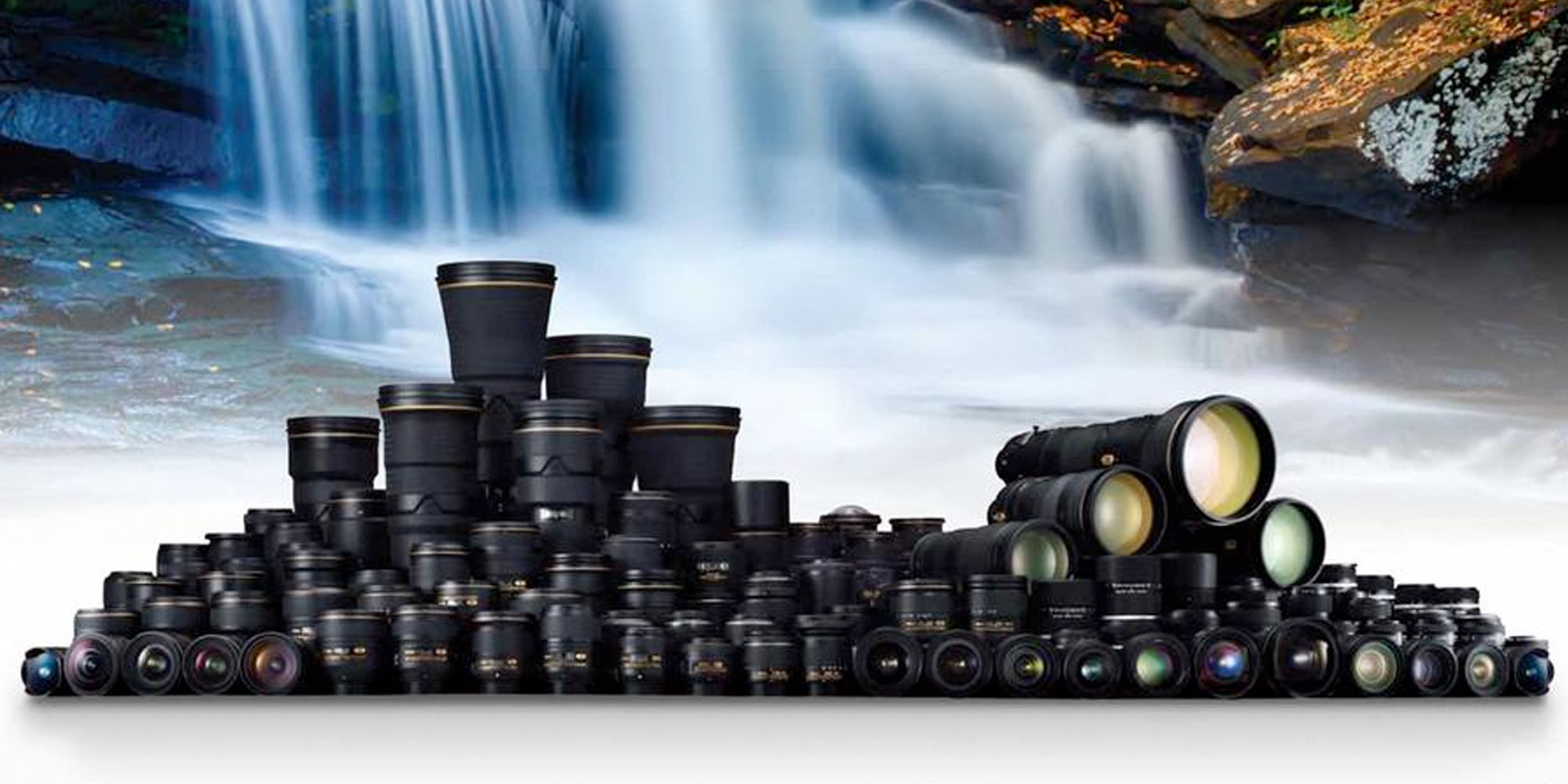 Nikon Black Friday Ad: Discounted DSLR bundles, lens sales, free shipping, more
