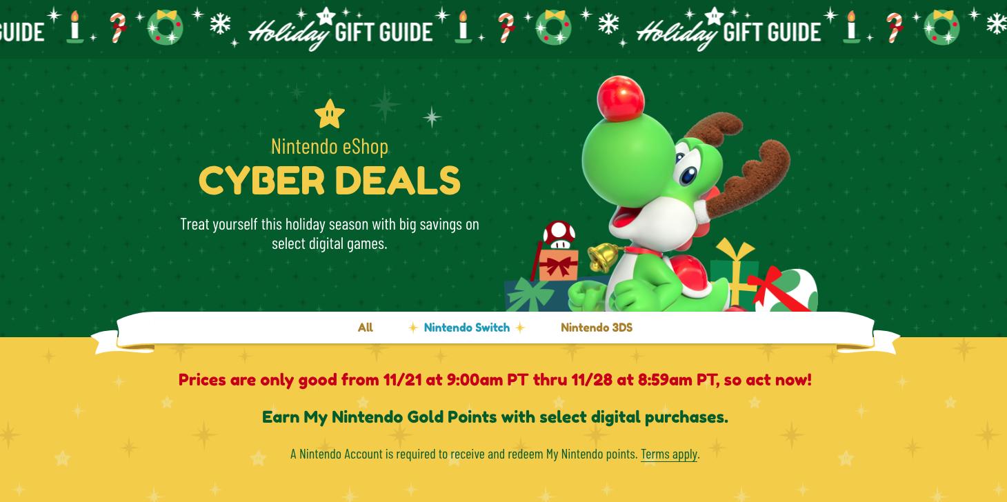 Nintendo eShop Black Friday sale from $13: Messenger, Shovel