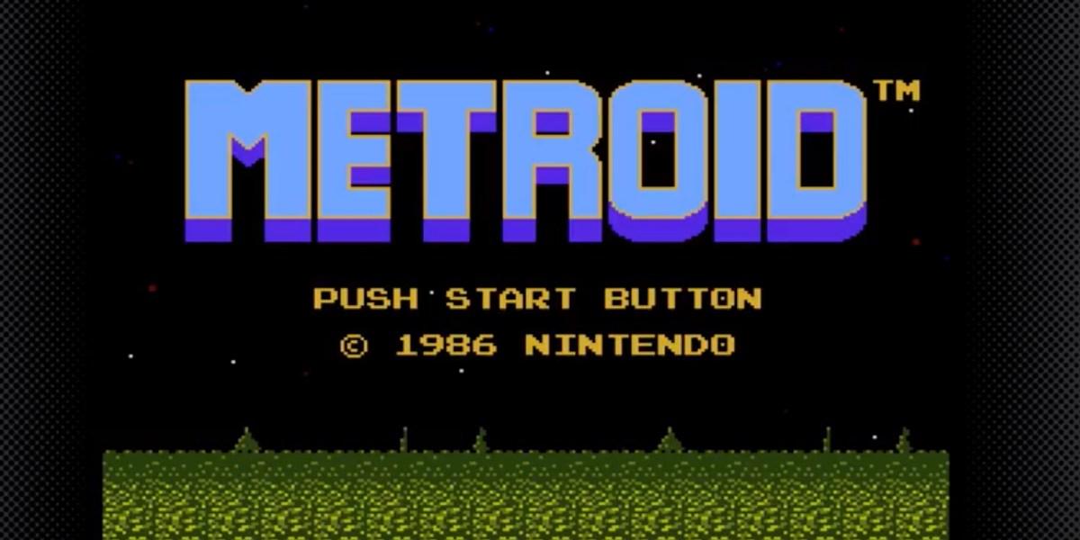 Nintendo Switch Online Metroid