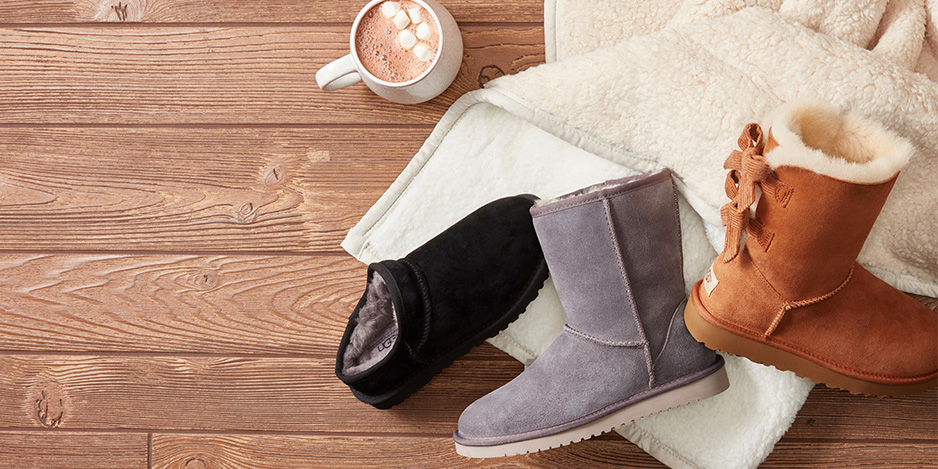 ed52b3b846f UGG boots & slippers will keep you cozy, and they're up to 60% off ...