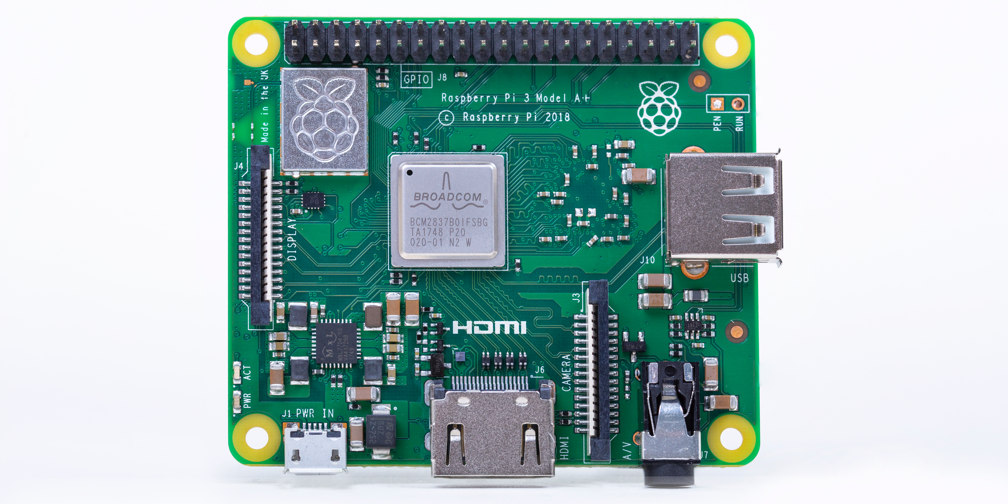Raspberry Pi3 Model A+