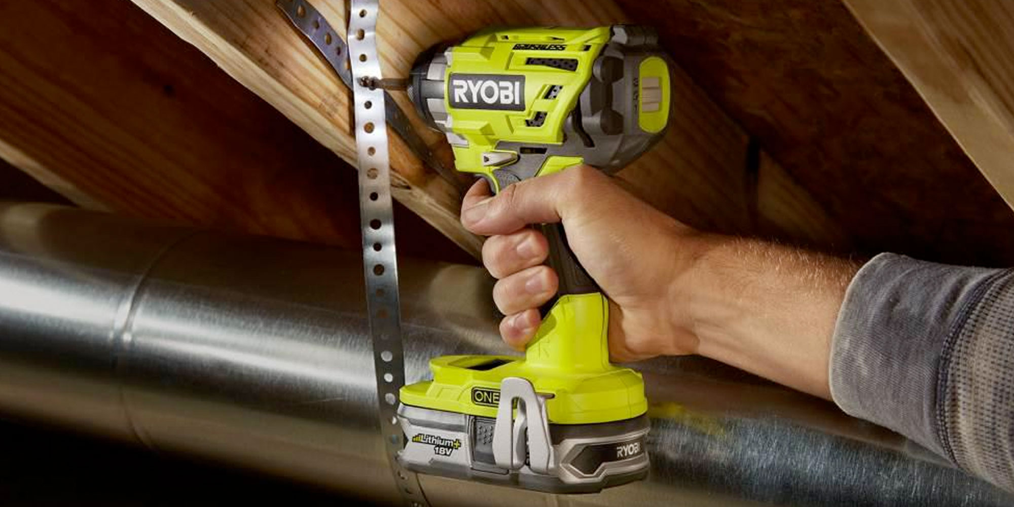 Ryobi's 18V Li-Ion tool bundle offers two impact drills, multiple saws, more for $259 ($500+ value)