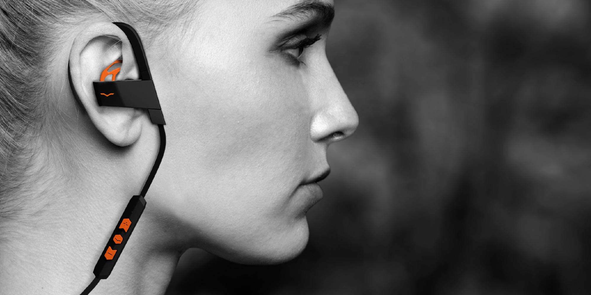 V-MODA BassFit Wireless Headphones