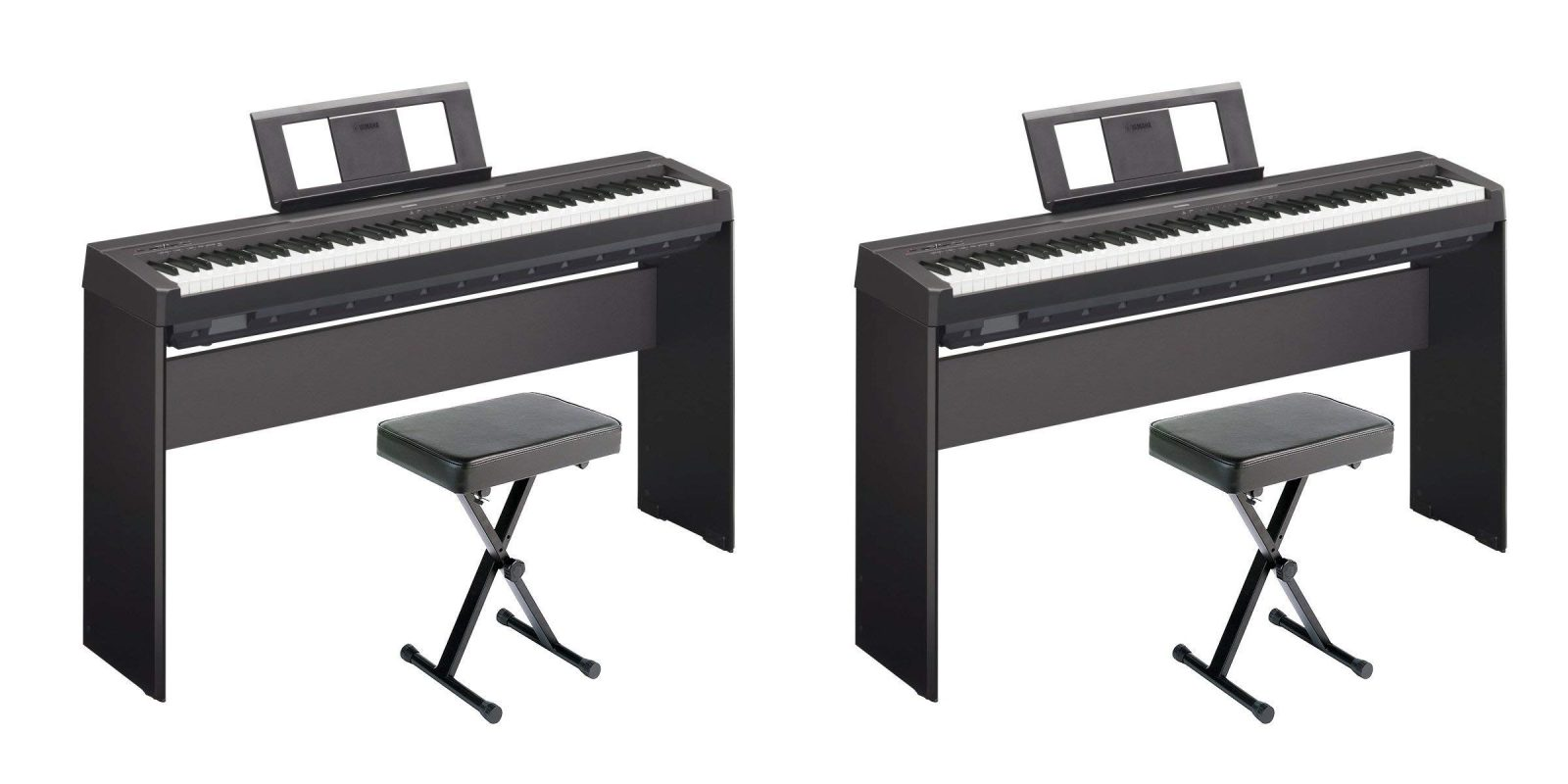 Learn how to play on a proper yamaha 88 key weighted for Yamaha 88 key digital piano costco