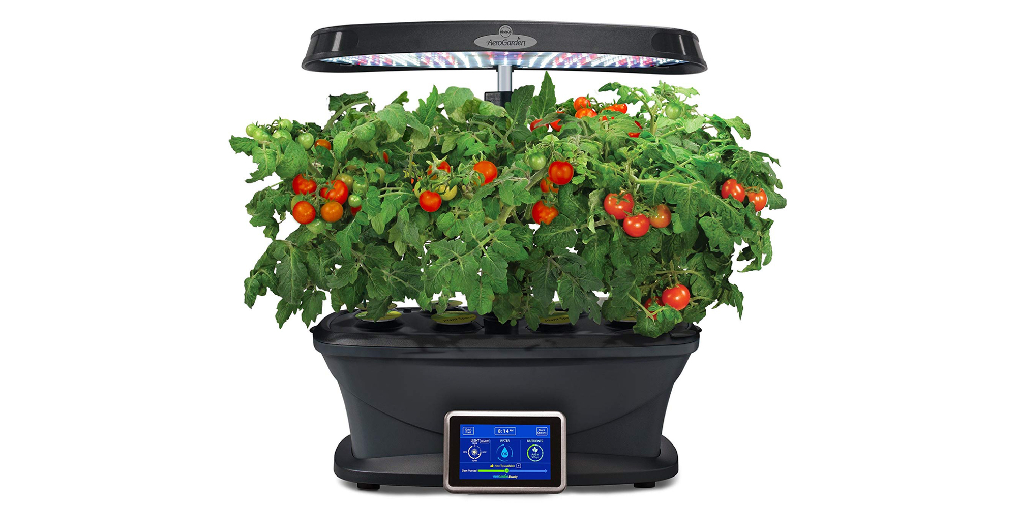 Grow basil, tomatoes and more with AeroGarden's Bounty App-enabled Planter: $200 (All-time low)