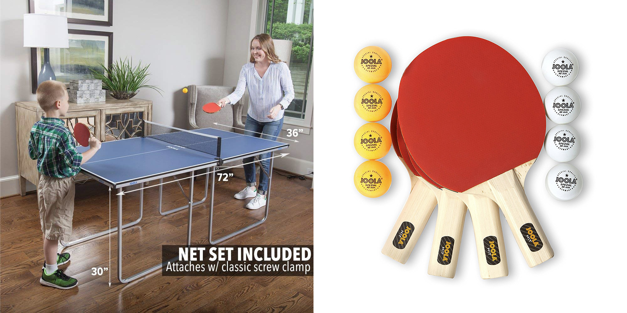 Ping-pong tables and accessories from $10 highlight today's Amazon Gold Box