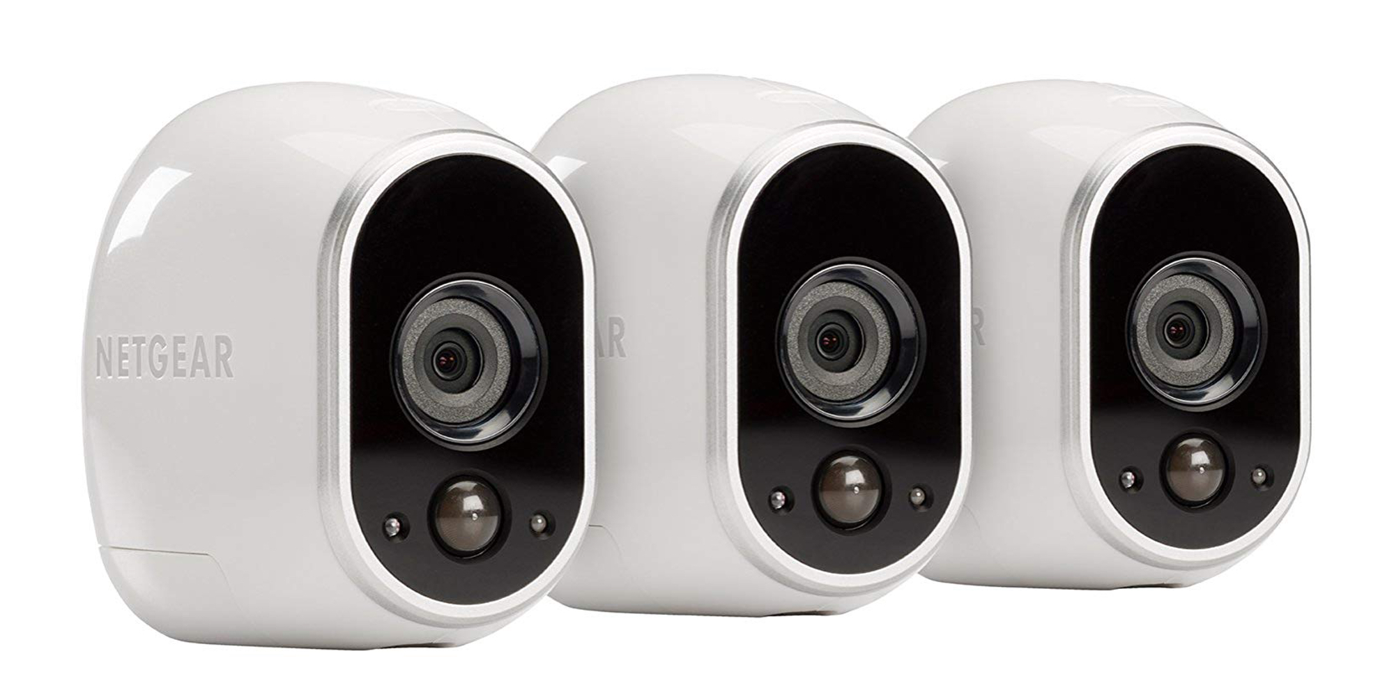 Arlo S Security System Includes Three 720p Cameras At 190