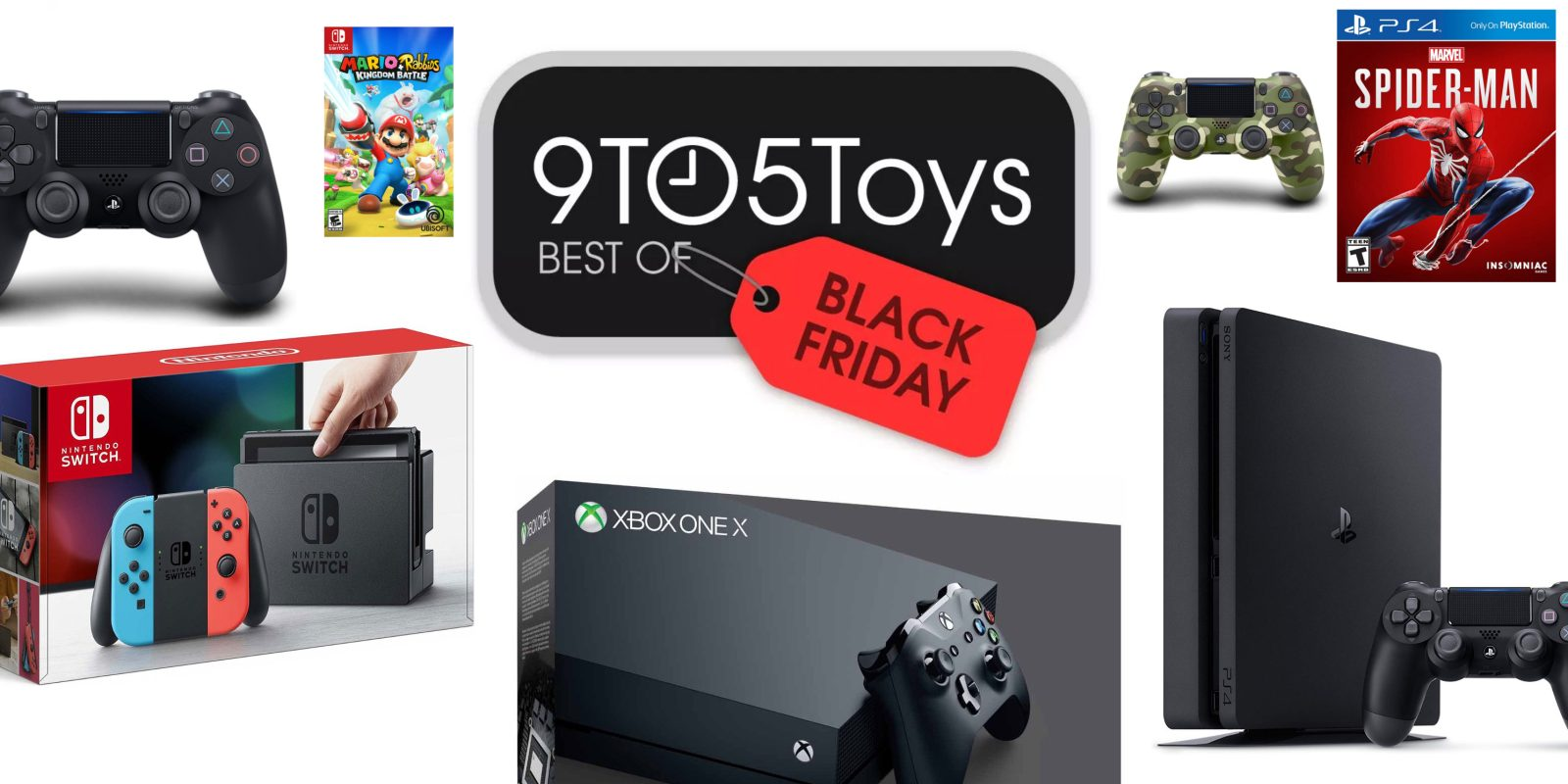 cf96fbe6bea Best of Black Friday 2018 – Games  Xbox One  200 +  20 GC