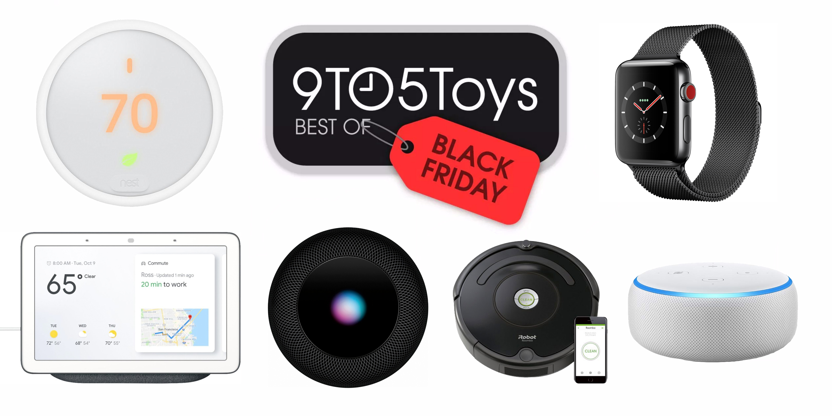 Best of Black Friday 2018 – Top 10 deals for Thanksgiving week (that we know of)