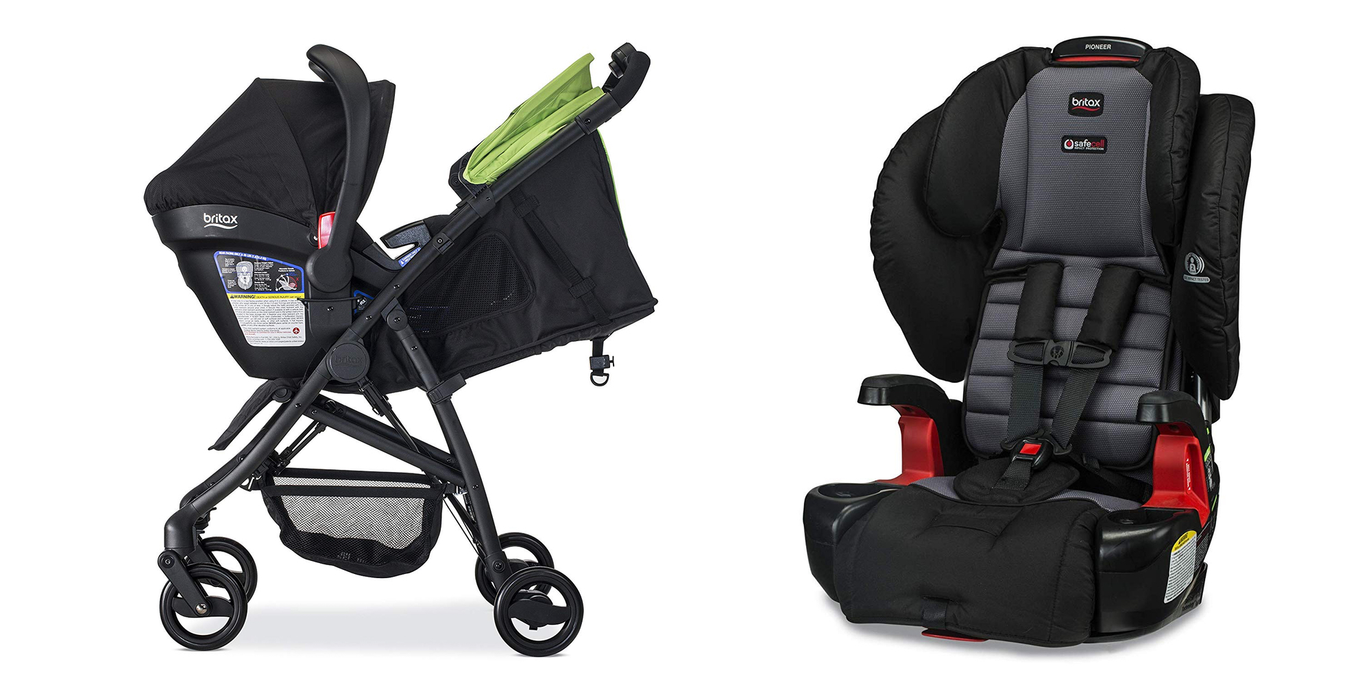 Today Only Save Up To 30 On Select Britax Car Seats And Strollers From 105 Shipped