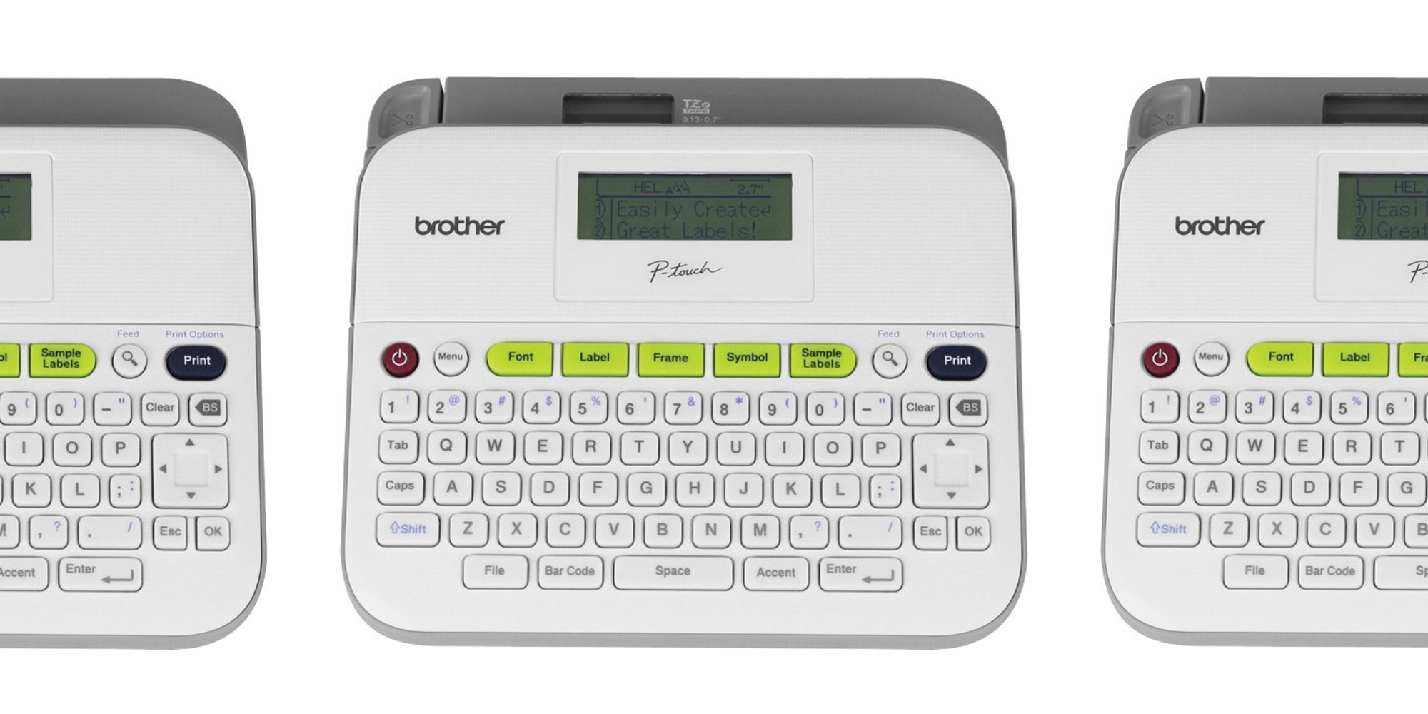 Effectively mark all leftovers yours with the Brother P-touch Label Maker: $35 (30% off)