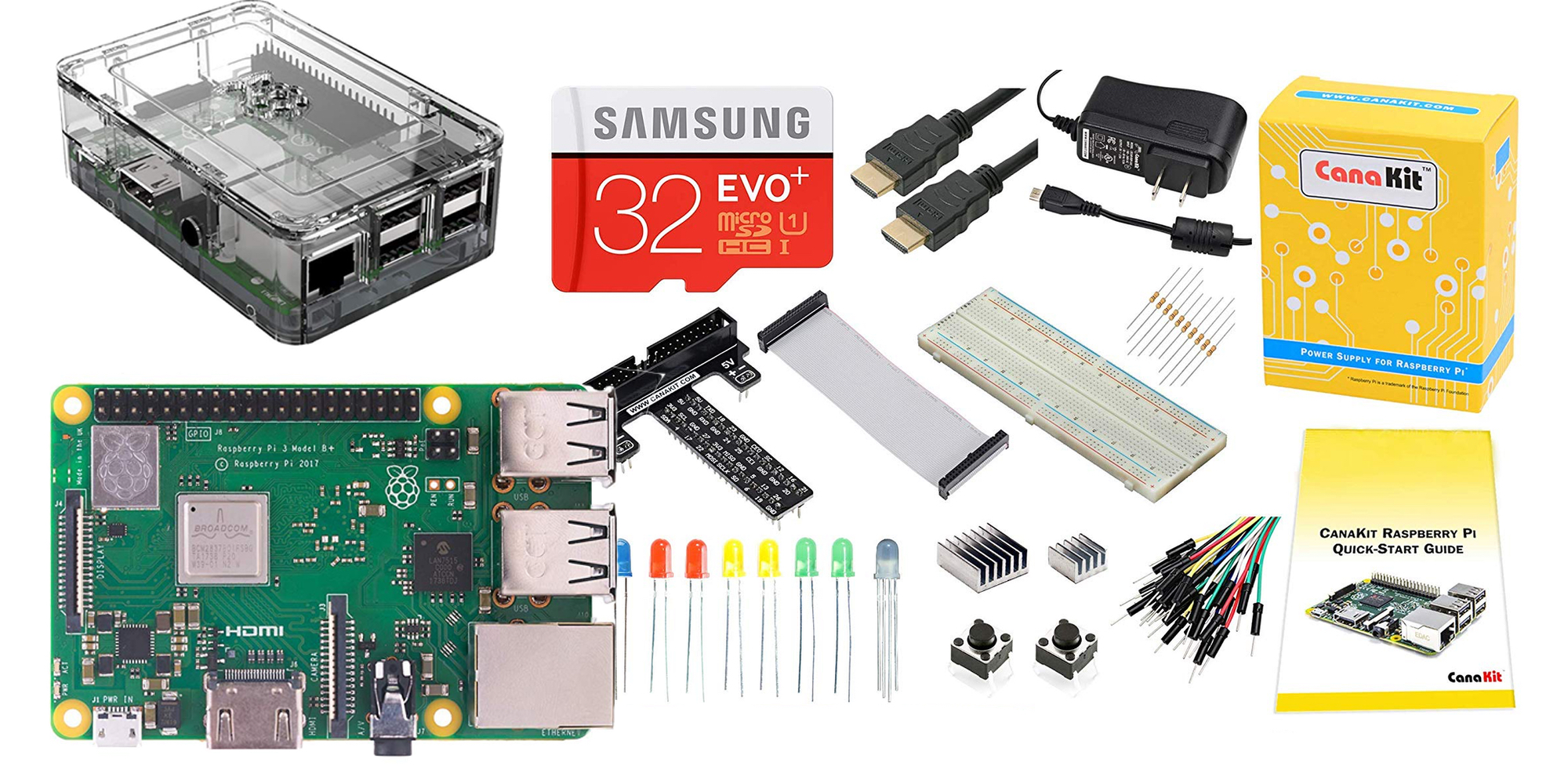 CanaKit's Raspberry Pi 3 B+ Ultimate Starter Kit can be yours for $70 Prime shipped (Reg. $90)
