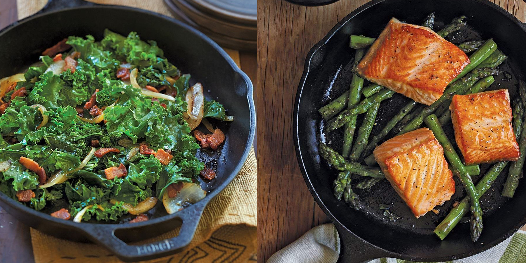 Ditch that old skillet for a best-selling cast iron Lodge at $12 shipped (Reg. up to $27)