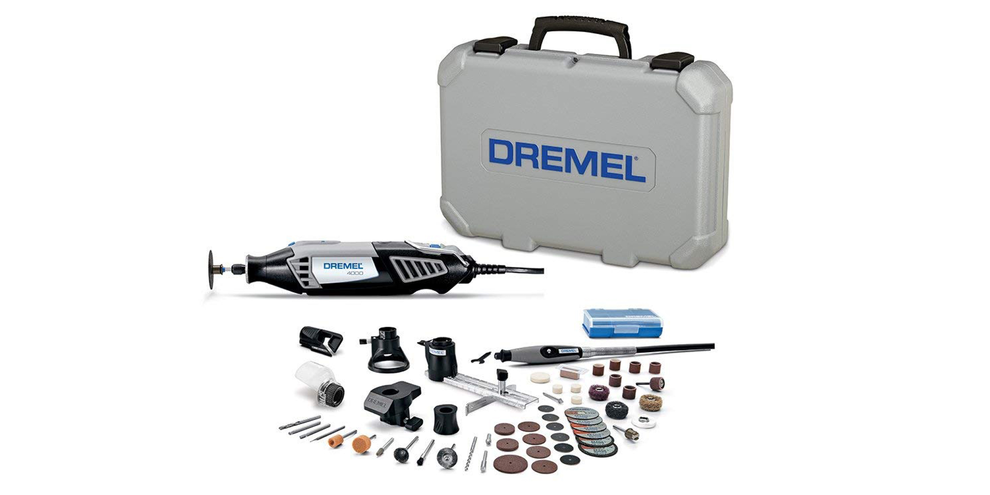 Score This Dremel And 50 Accessories At A New Amazon Low Of 79 Shipped Reg 135 More 9to5toys