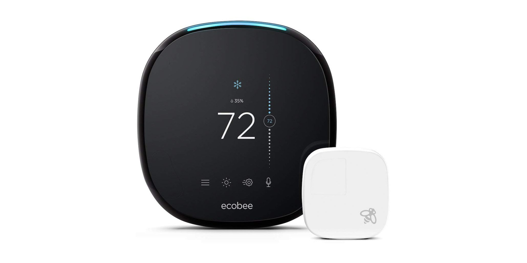 ecobee4 smart thermostat offers HomeKit support, automatic scheduling, more for $175 (Reg. $249)