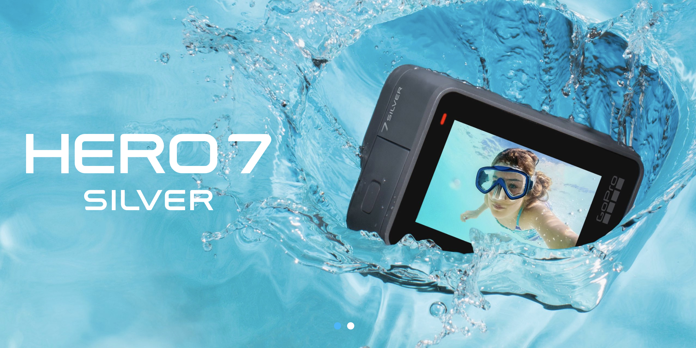 The 4K GoPro HERO7 Silver Action Cam just hit the Amazon all-time low at $199 (Reg. up to $300)