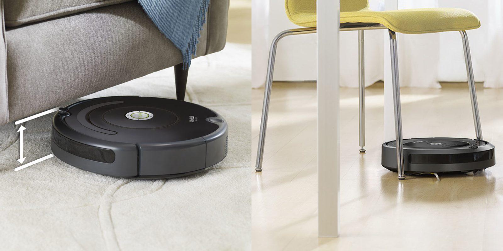 Add Irobot S Alexa Enabled Roomba 675 Robot Vacuum To Your