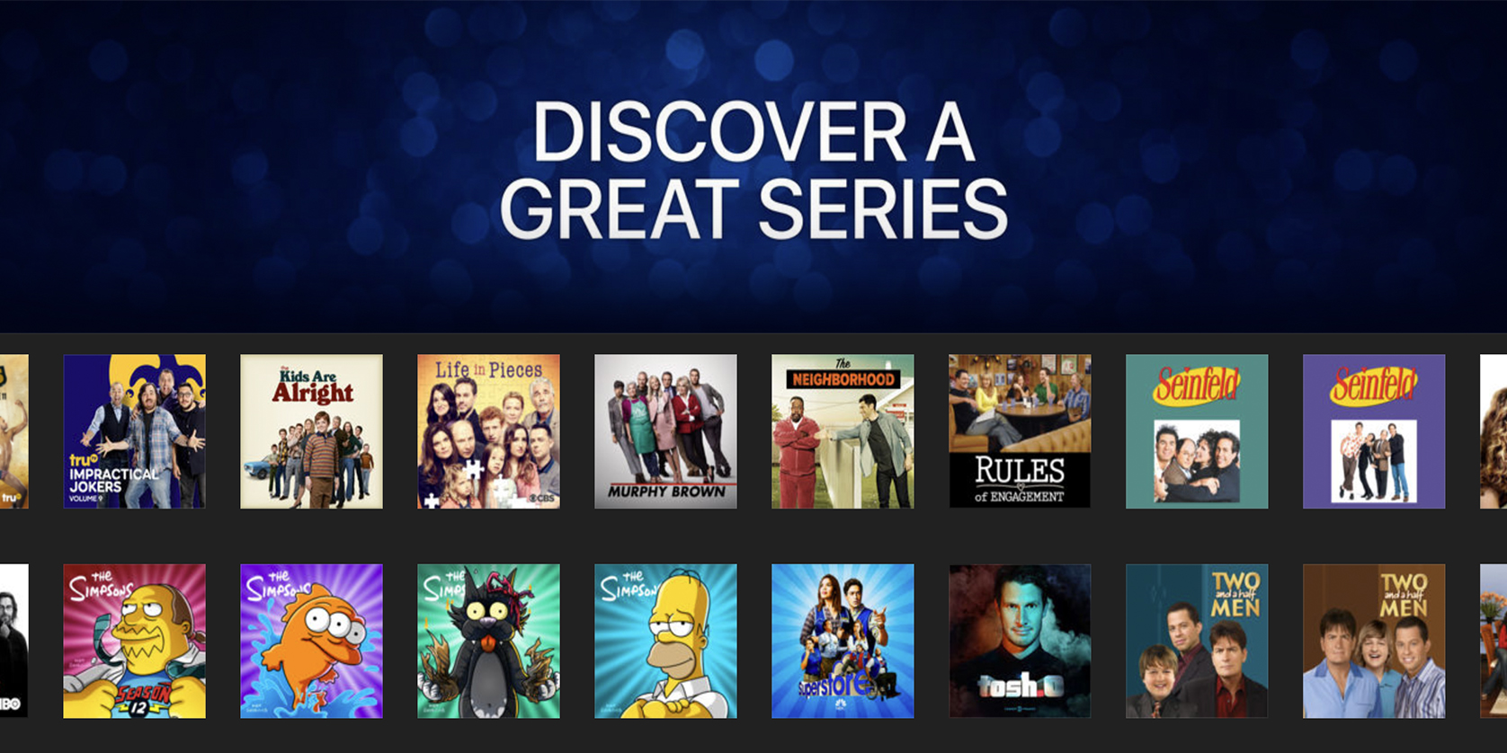 iTunes TV show sale from $5: Office Complete Series $30, Seinfeld, South Park, more