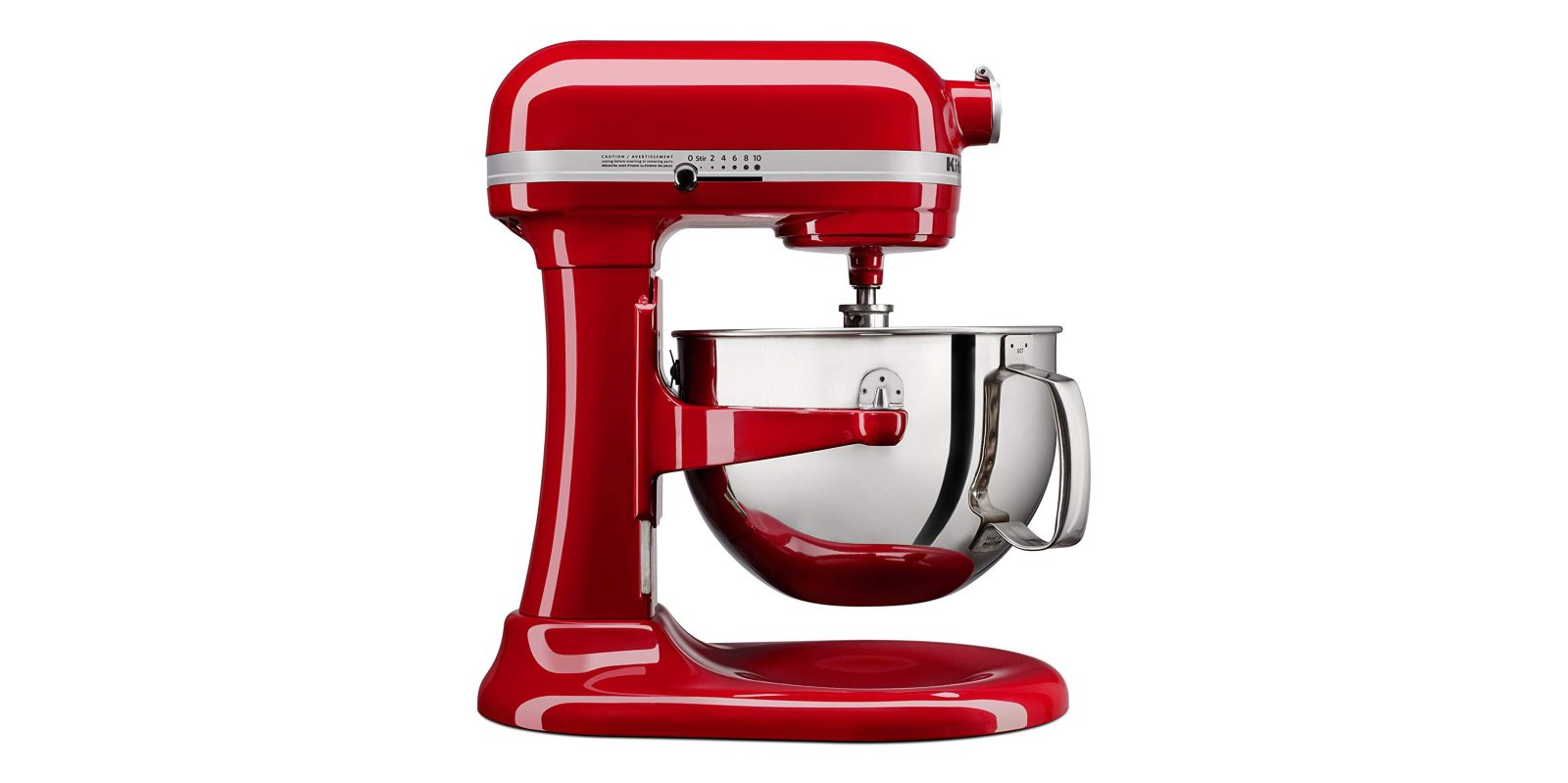 Kitchenaid S 6 Qt Mixer Hits Amazon All Time Low In
