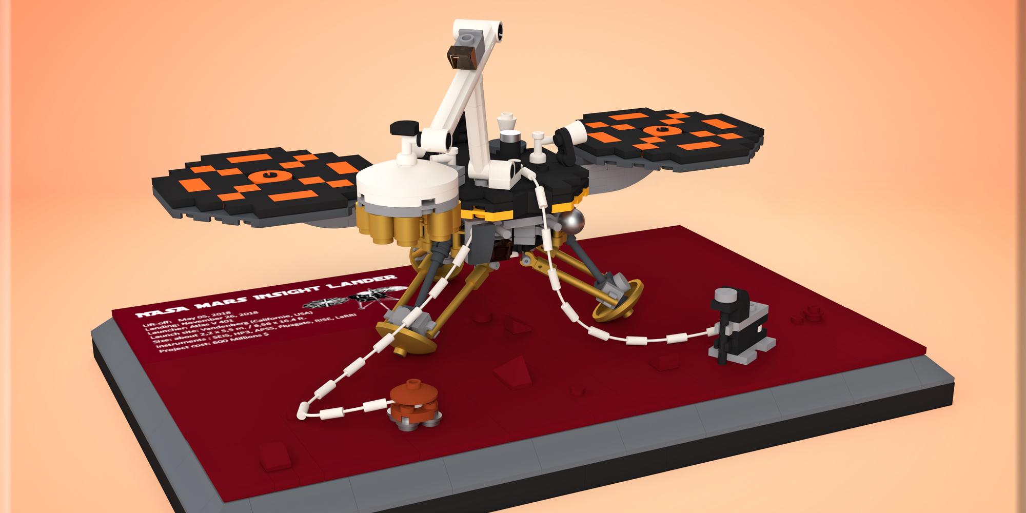November's LEGO Ideas kits Insight