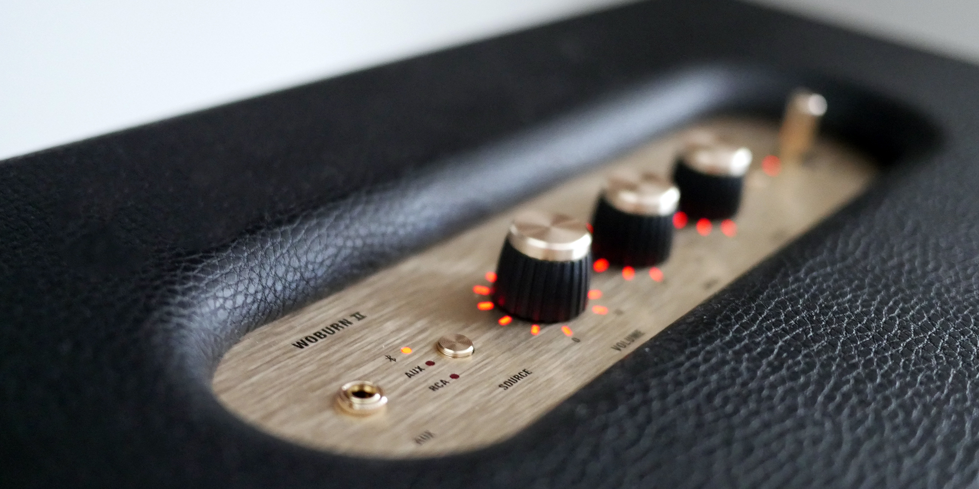 Marshall Wooburn II Bluetooth Speaker