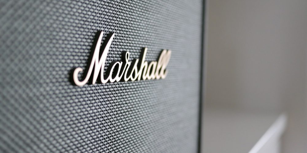 Marshall Wooburn II Bluetooth Speaker