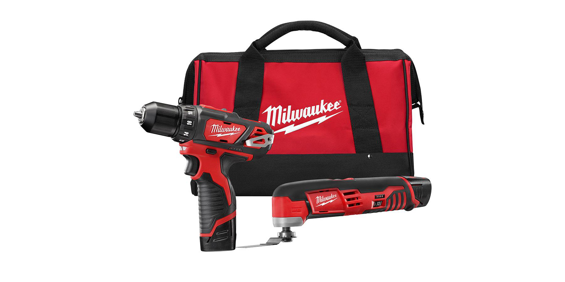 Home Depot's 1-day Milwaukee Tool Sale has drills, multi-tools, and more from $15