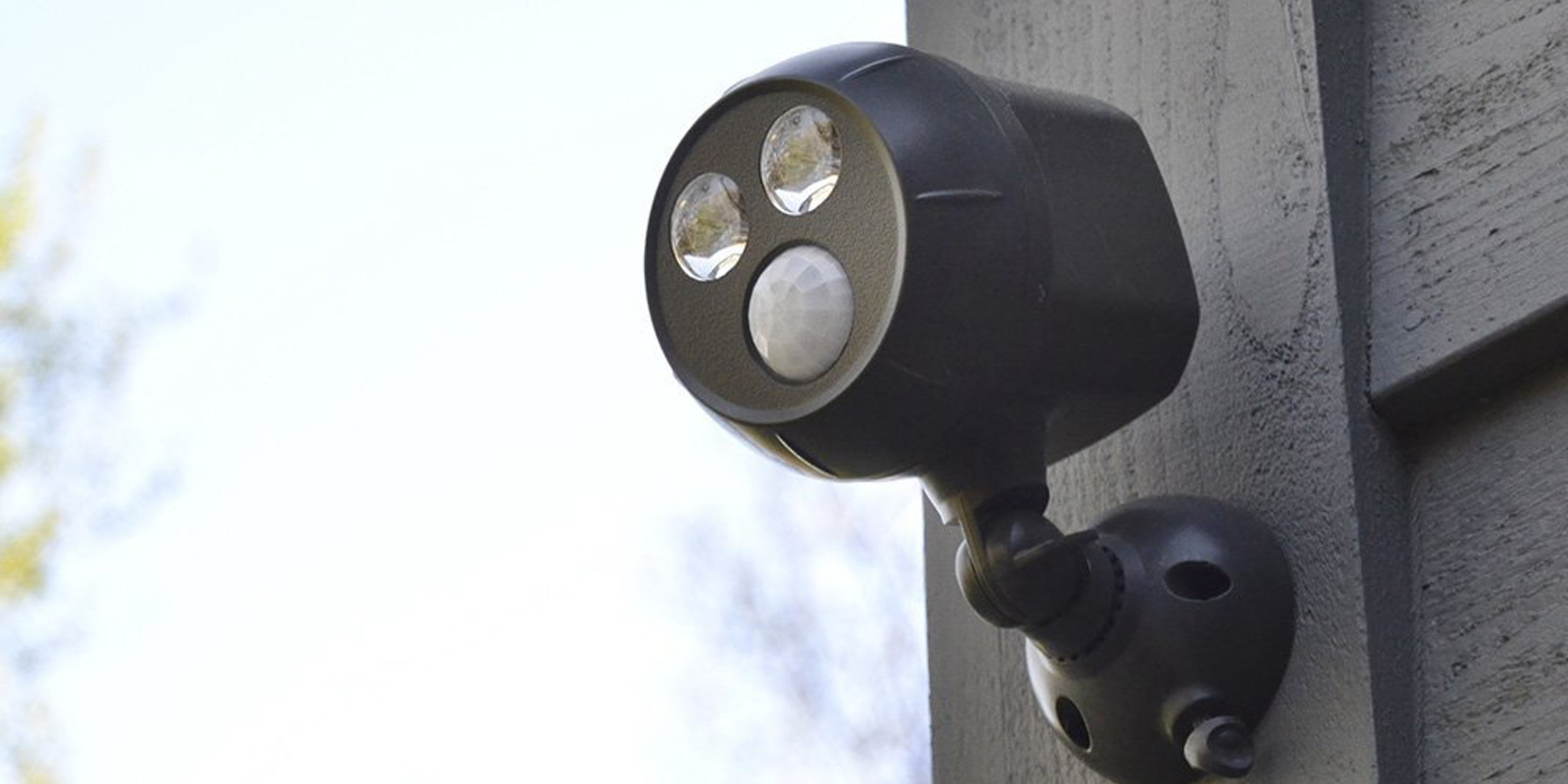 Illuminate your outdoor space with up to 50% off Mr. Beam LED Spotlights from $12 shipped