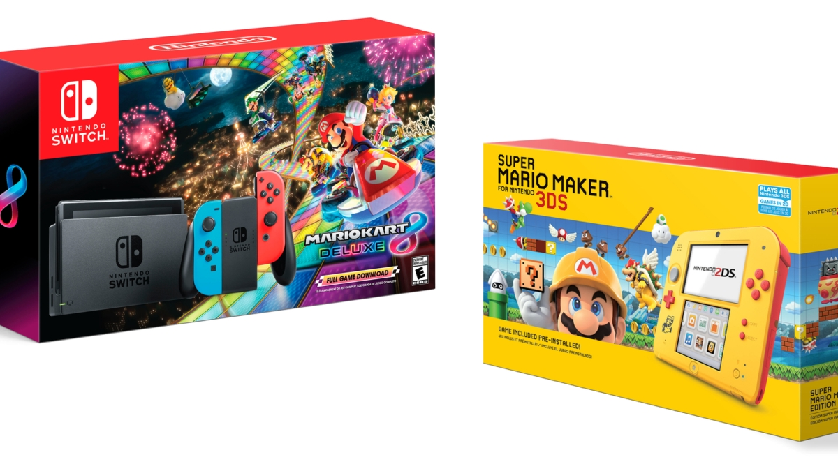 Nintendo Black Friday bundles