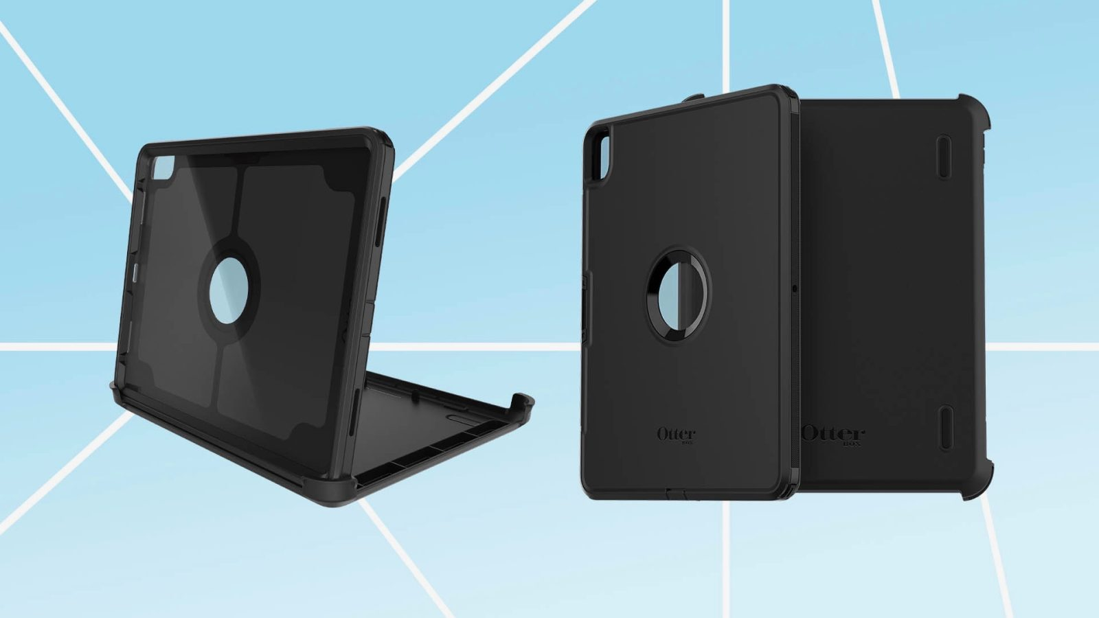 New Otterbox Defender case for the 11- and 12 9-inch iPad