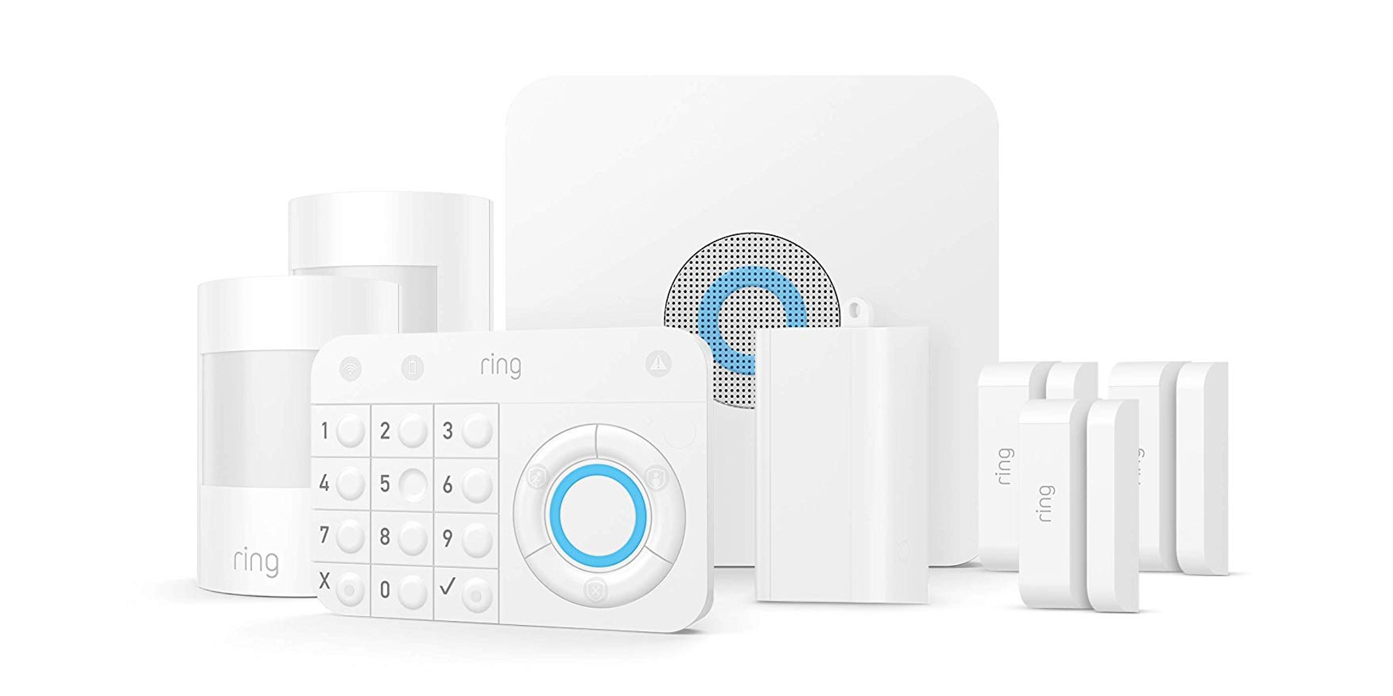 Protect your home with $80 off the Ring Alarm 8-Piece Security System at $189 (All-time low)