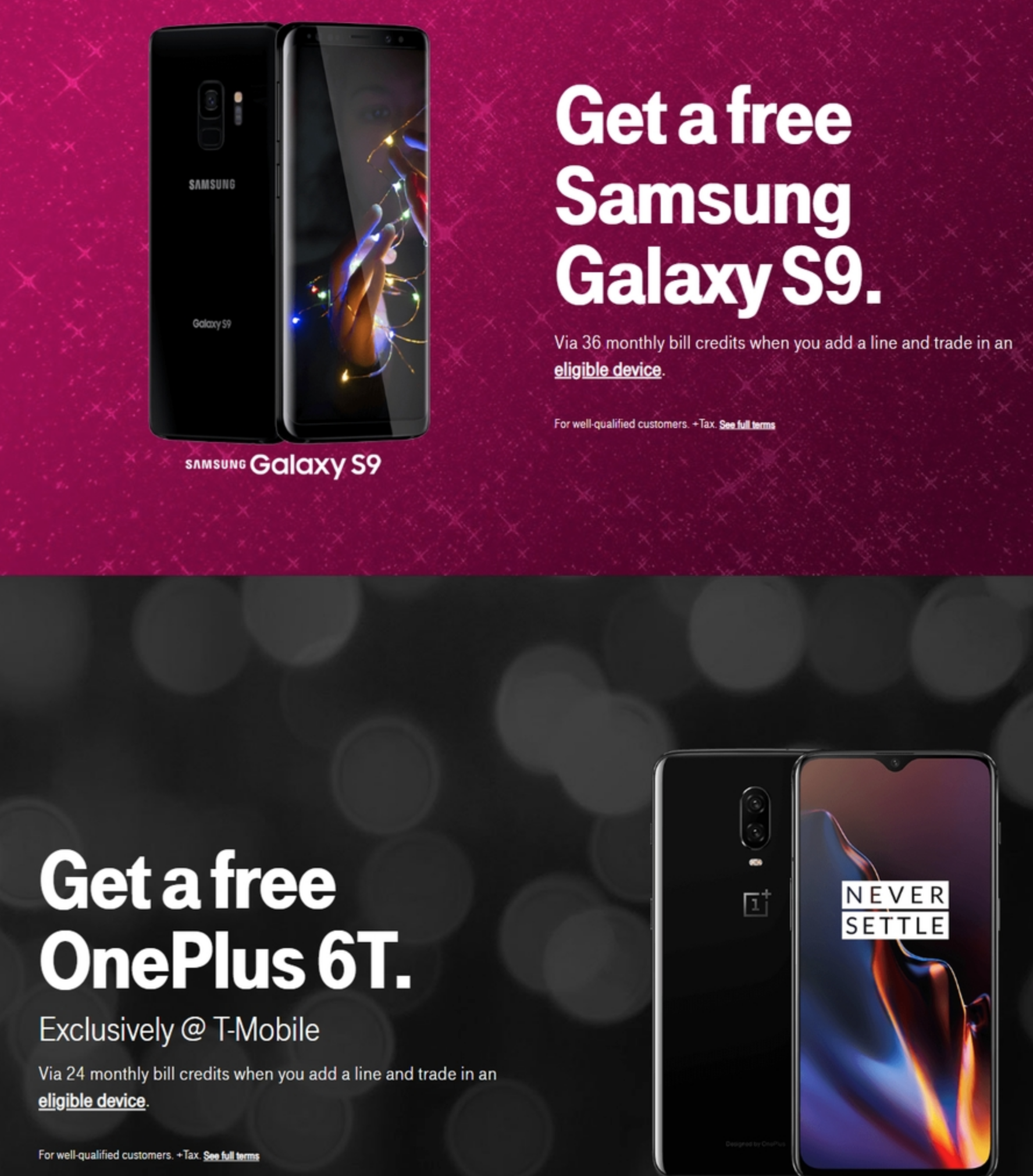 T Mobile Black Friday Ad Iphone Xr Apple Watch More 9to5toys