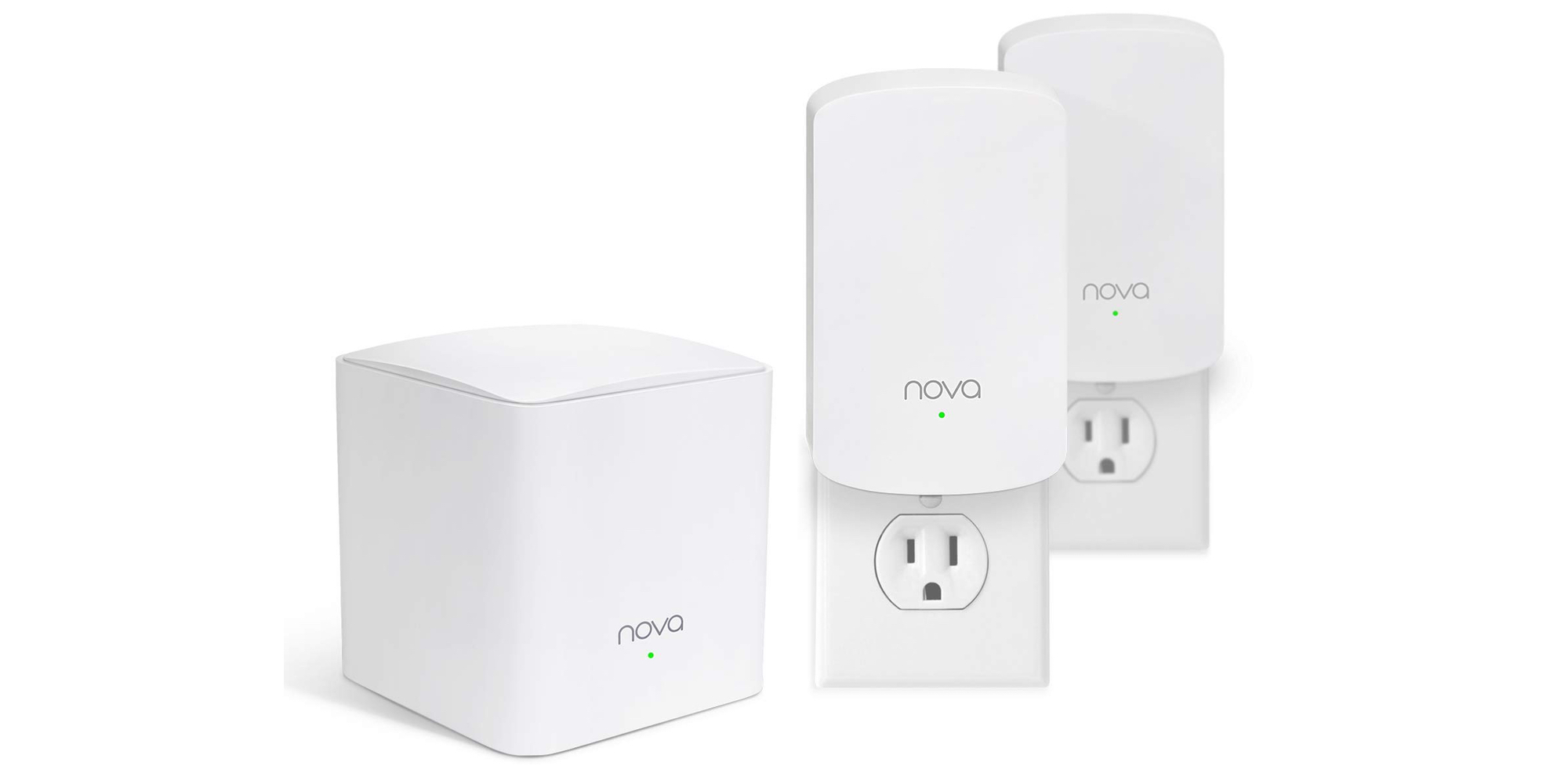 Tenda Nova Mesh 802.11ac Wi-Fi System 3-Pack can be yours for $130 shipped ($40 off)