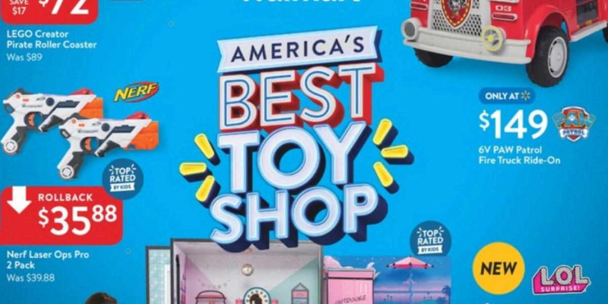 Walmart Toy Guide