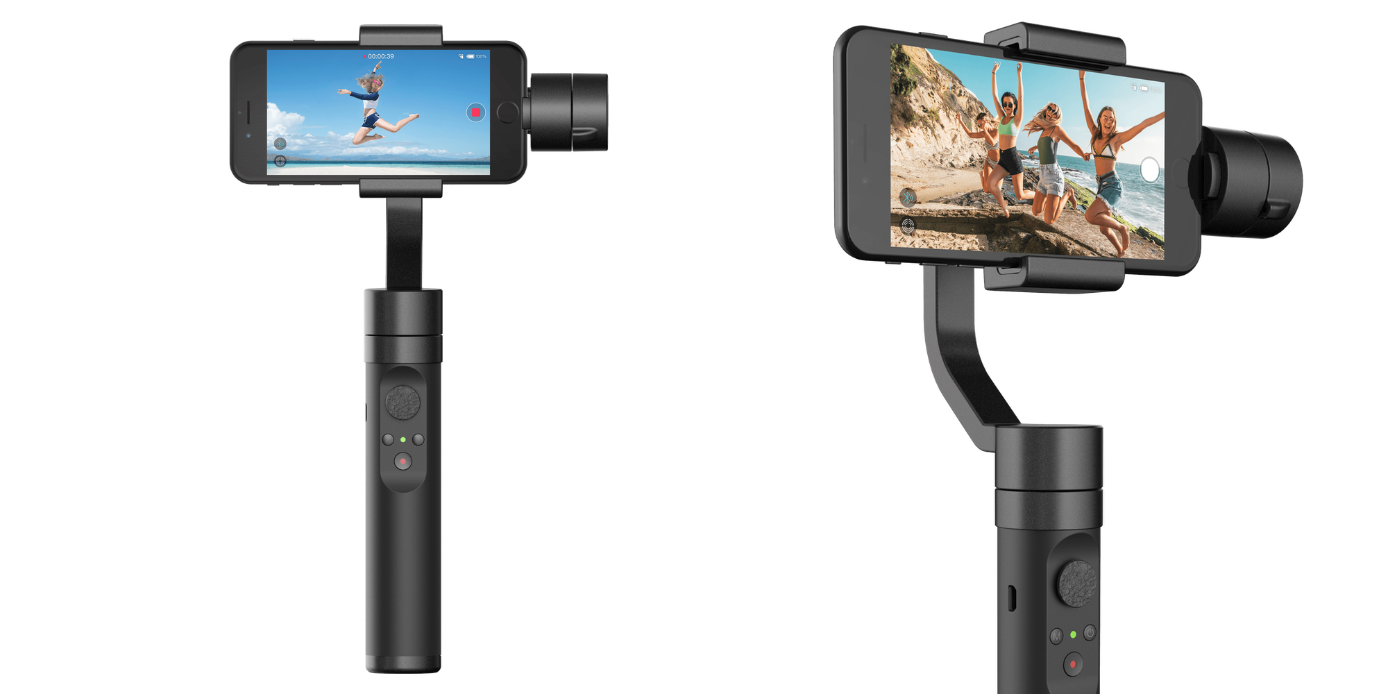 Capture silky-smooth video on your iPhone with this 3-Axis Gimbal for $80 (Reg. $130)