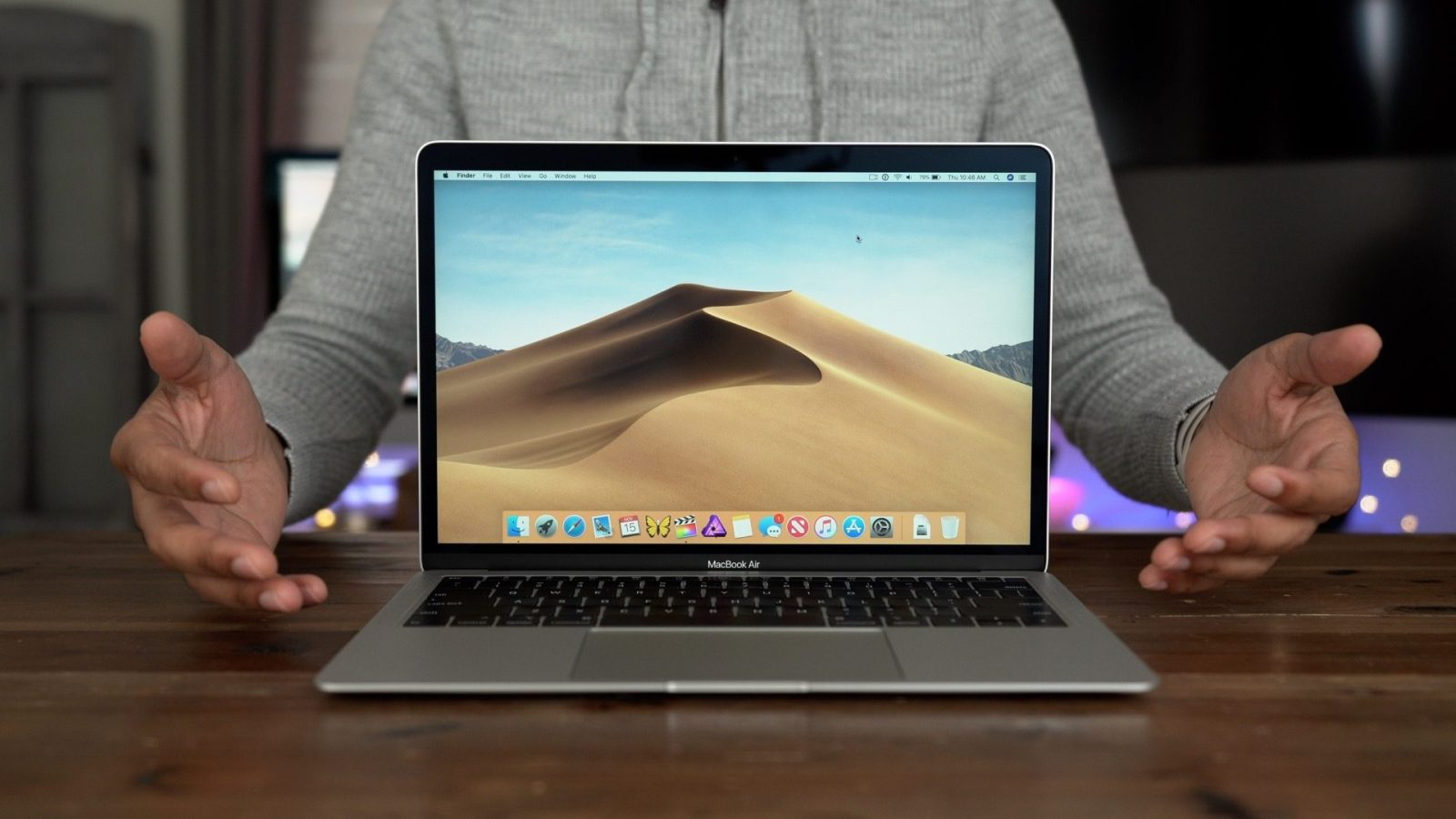 Take nearly $200 off Apple's latest MacBook Air at Amazon