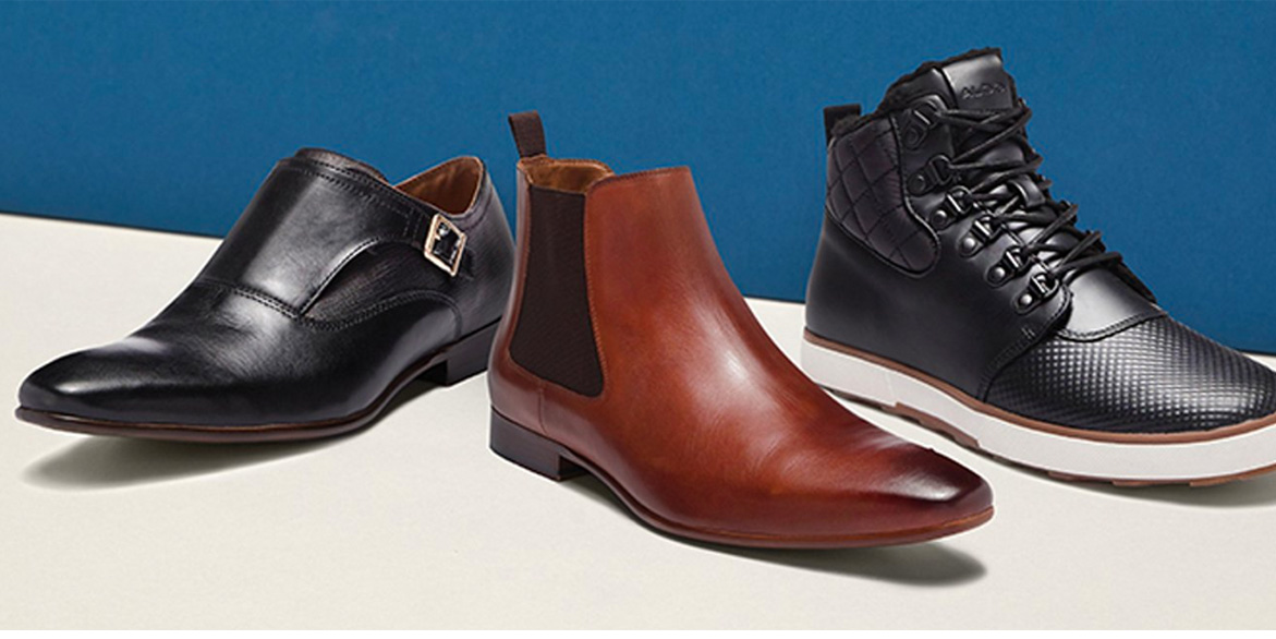 ALDO boots, dress shoes & sneakers are as low as $40 during Hautelook's Flash Sale