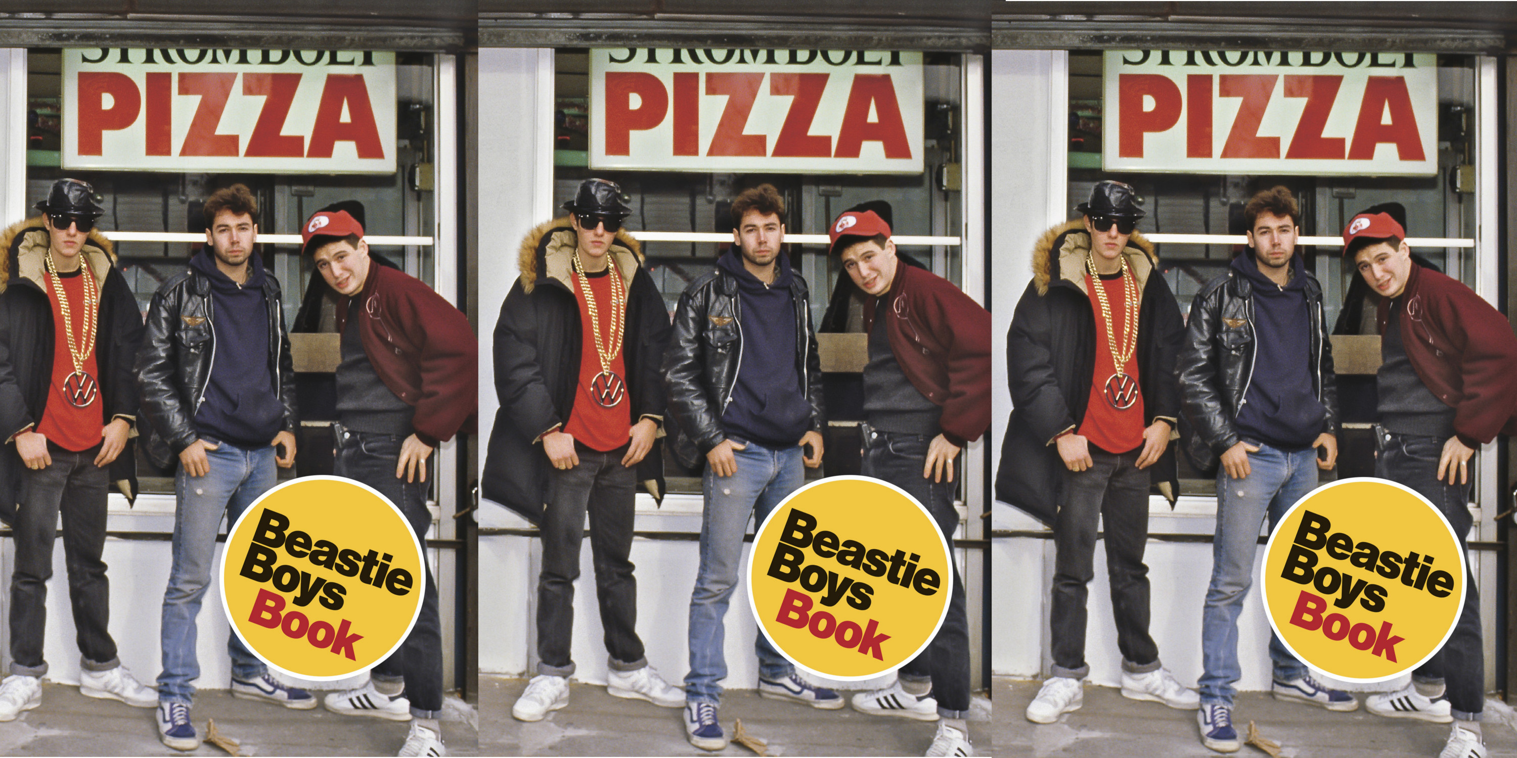 The hardcover Beastie Boys Book is now at the Amazon all-time low: $20 (Reg. $30+)