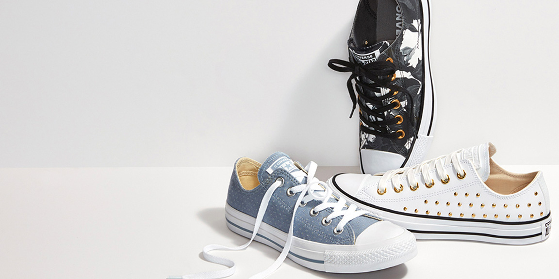 fcda0dccb62e Nordstrom Rack s Converse Flash Sale updates your footwear   apparel from   13