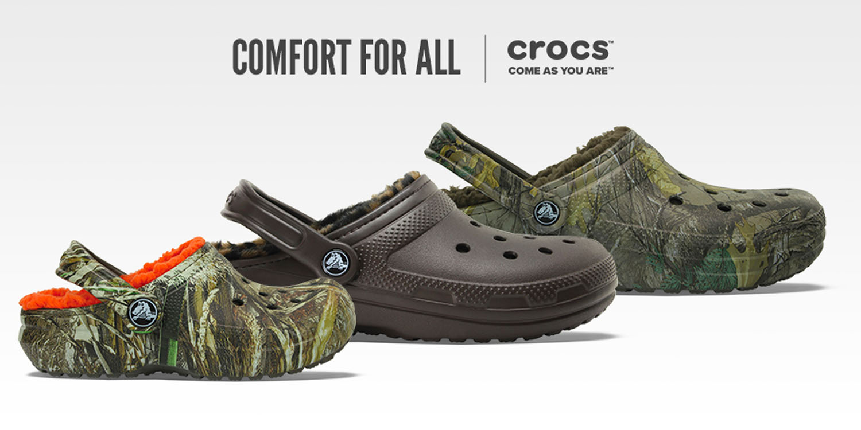 49550c2028a87c Crocs Boots  amp  Fuzz Sale offers select popular clogs .