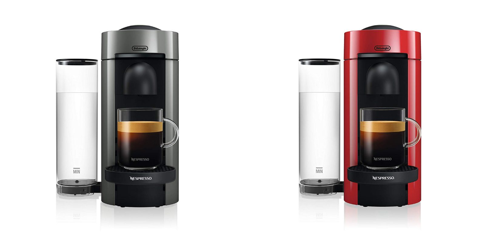 Amazon's Gold Box brings De'Longhi's Nespresso VertuoPlus Coffee Maker down to $75 (Reg. $140)