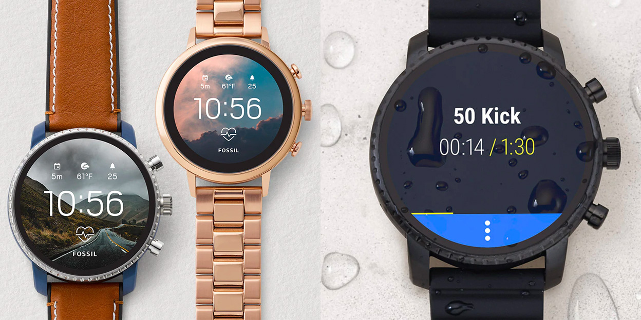Fossil's Last Minute Gift Sale is here with up to 40% off smartwatches, briefcases, more