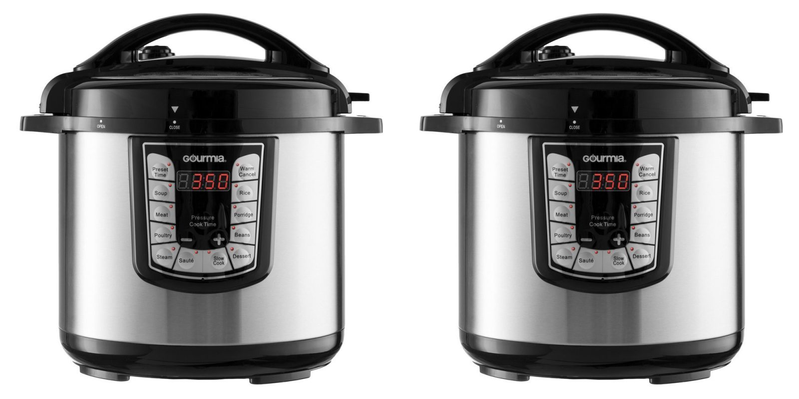 This 8-quart 13-in-1 multi cooker is $50 shipped for today only (Reg. $80+)