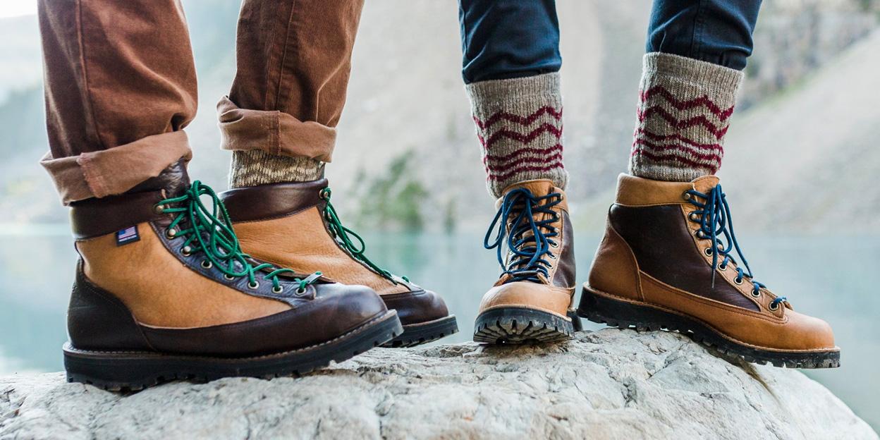 hiking boots fashion 2018